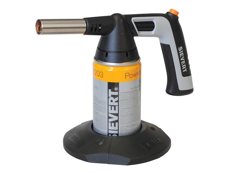 Sievert 2282 Handyjet Blowtorch with Gas PRM2282N
