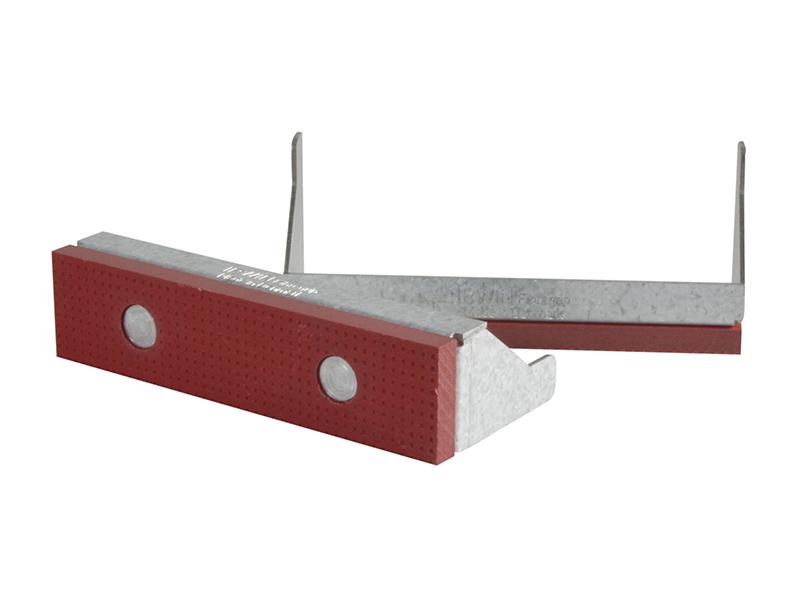5 in environ 12.70 cm Irwin Record Vice mâchoire Fibre Poignées 125 mm RECFG 5
