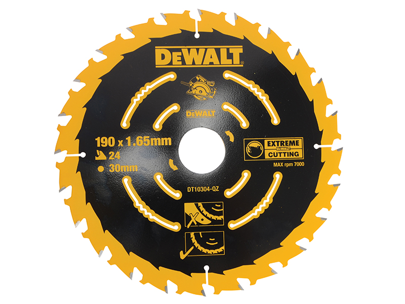 DEWALT-Lama-190-x-30mm-x-24T-con-filo-Extreme-Framing-DEWDT-10304QZ
