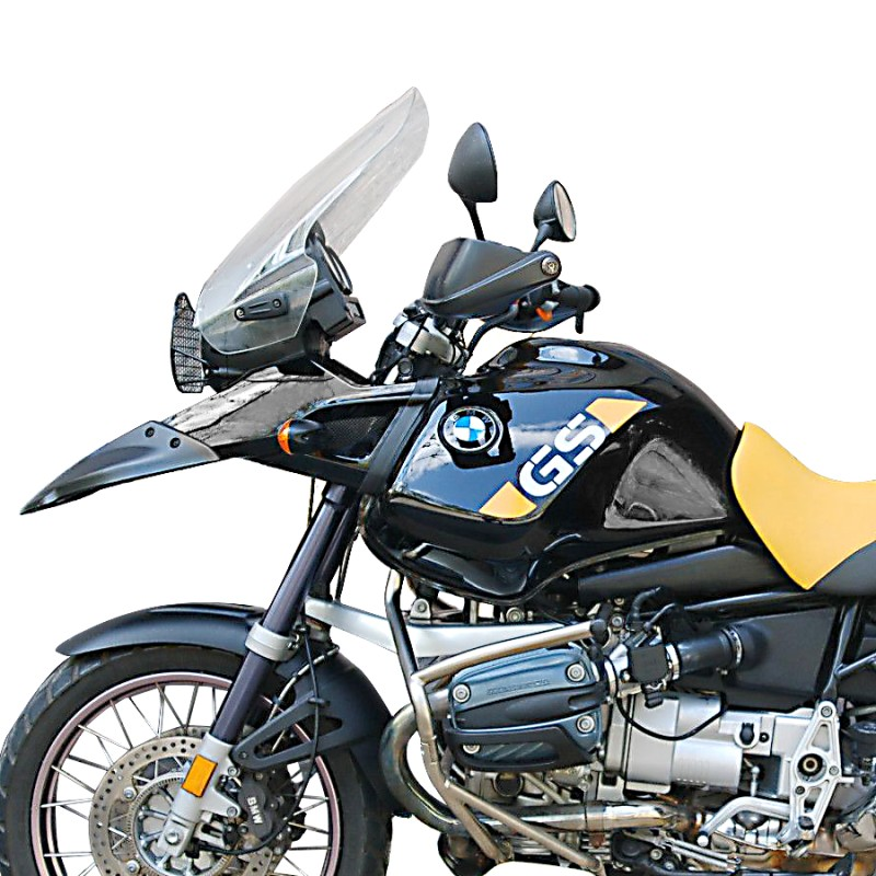 BMW R 1150 GS 2000-2004 Bagster Tank Protector Cover Black 1272U
