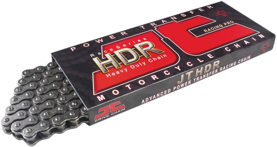HYOSUNG GT125R SUPERSPORT 2007 428-138 LINK HEAVY DUTY BLACK TRIPLE S CHAIN