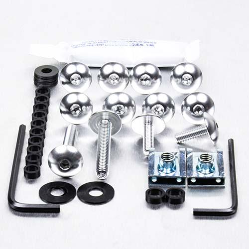 Pro-Bolt Stainless Steel Screen Kit 6 Bolts Yamaha XJ900S Diversion 00-02